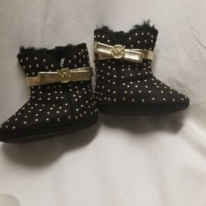 New MICHAEL KORS  baby booties